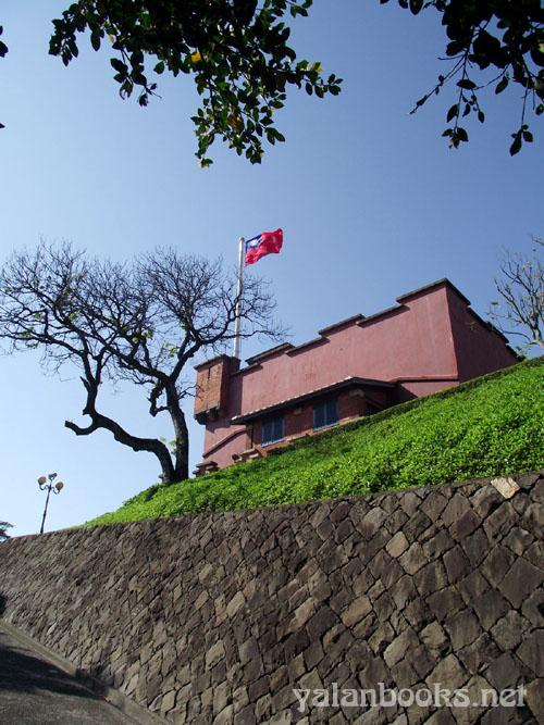 Taiwan Tamsui Fort Santo Domingo Travel Romanticism  Photography Yalan雅岚 黑摄会